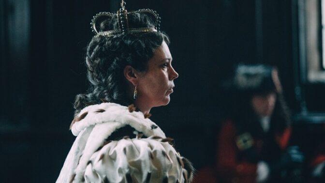 Nový snímek Favoritka: Historické drama ze dvora Anny Stuartovny okouzluje černým humorem