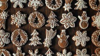 Vánoční perníčky krok za krokem. Právě teď je nejvyšší čas začít