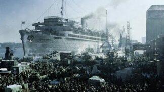 Námořní katastrofa horší než Titanic: Před 74 lety se potopila lod Wilhelm Gustloff