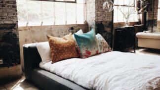 Velká postel, malý byt: Jak dojít kompromisu a ušetřit místo? # Thumbnail