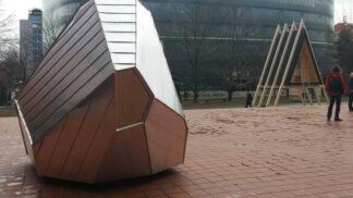 Útulny v Krkonoších: Studenti ČVUT navrhli přespávací budky pro turisty