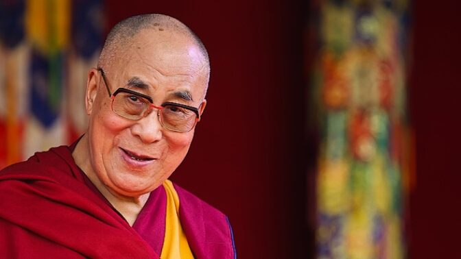 10 lekcí od Dalajlámy pro život plný štěstí a optimismu