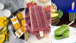 10 ovocných nanuků tohoto léta