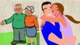 Thumbnail # 25 tajemství dlouhotrvajícího vztahu v ilustracích