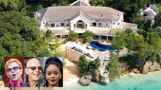 Cove Spring House aneb rekreace v režii Bruce Willise, Rihanny nebo Eltona Johna