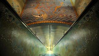 Nejpovedenější stanice metra v Evropě