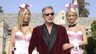 """Podívejte se na luxusní sídlo """"playboye"""" Hugha Hefnera, které se před několika dny prodalo za astronomickou sumu"""