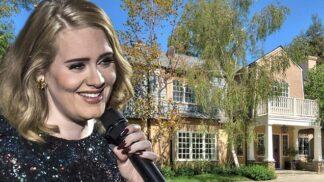 Adele potají koupila zámeček, a bude tak novou sousedkou Cameron Diaz či Ashtona Kutchera. Podívejte se!