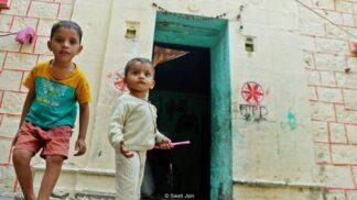 V této vesnici se nezamykají dveře. Kdo pokrade, bude stižen slepotou # Thumbnail