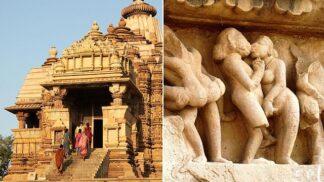 Indické chrámy sexu # Thumbnail