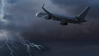 Co se stane, když letadlo zasáhne blesk?