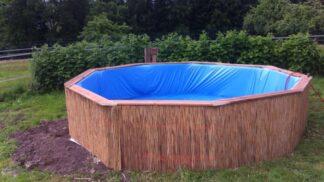 Jak si vyrobit bazén z palet v 5 krocích a ještě ušetřit na dovolenou!