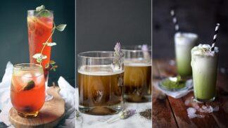 7 způsobů, jak si zamilovat čaj v létě