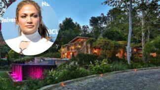 Jako v ráji! Jennifer Lopez si pořídila luxusní sídlo v L.A. s venkovním pódiem