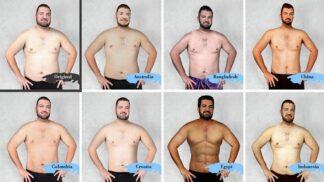 Unikátní studie ukázala, jak moc se v jednotlivých zemích liší ideál mužské krásy