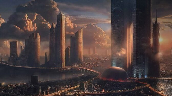 Podívejte se, jak budou naše města vypadat za třicet let