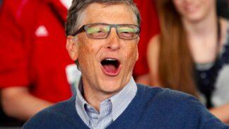 Nejbohatší muž planety Bill Gates slaví 64. narozeniny: Vysokou školu nedokončil, jeho prvním programem byly elektronické piškvorky