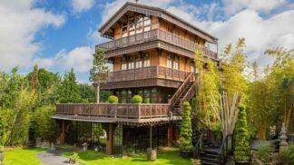 Je tohle nejluxusnější chata na světě?