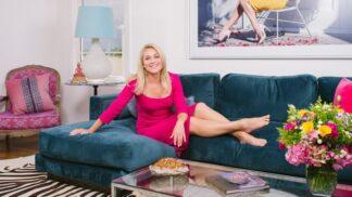 Hvězda seriálů Zákon a pořádek a Beverly Hills 90210 ukázala svůj bungalov štěstí. Je to malý kousek nebe, říká