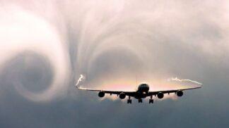 Co přesně se odehrává, když se letadlo dostane do turbulence?