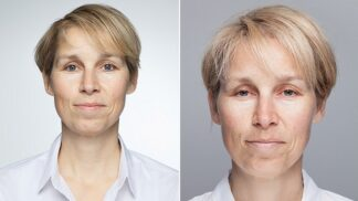 Tato žena zjišťovala, jak bude vypadat po 6 a 8 hodinách spánku. Výsledky jsou působivé