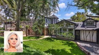 Lady Gaga koupila bývalé sídlo Franka Zappy. Podívejte se na video prohlídku celého domu!