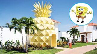 Hotel, který nadchne (nejen) všechny fanoušky Spongeboba v kalhotách