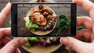 Vyfoťte svou porci a tato mobilní aplikace vám řekne, kolik sníte kalorií