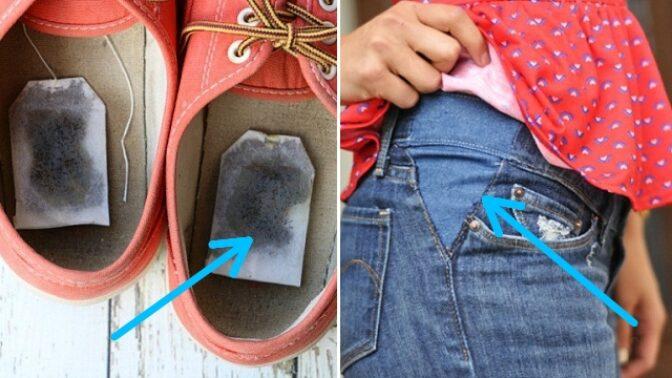 18 fantastických triků pro údržbu oblečení, které vám ušetří tučný obnos peněz