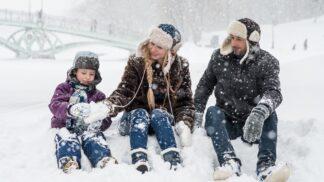 Cíl: pohodové jarňáky. Rady, jak plánovat dovolenou na horách s dětmi
