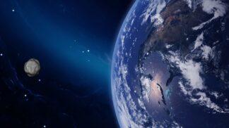 K naší planetě míří obrovský asteroid. Měří ke čtyřem kilometrům