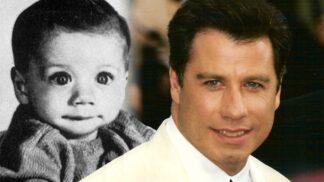 Vzácné fotky celebrit, když byly ještě dětmi. Z roztomilého kloučka vyrostl zabiják z Pulp Fiction