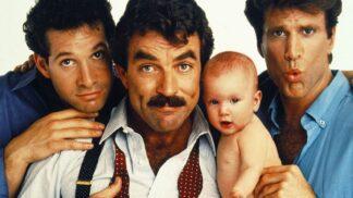 Legendární komedie Tři muži a nemluvně: V jedné scéně se prý objevil skutečný duch, v jiné došlo k nesmyslnému překladu