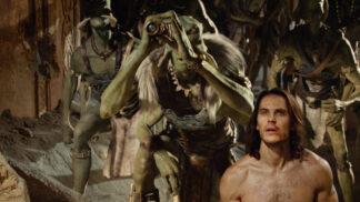 Fantasy film John Carter: Mezi dvěma světy: Při natáčení se našla kost prastarého ještěra