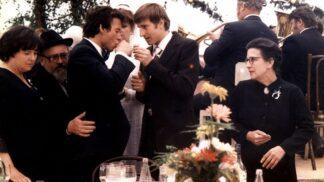 Zákulisí filmu Půl domu bez ženicha: Vydra se bál, Augusta dostal skutečný výprask