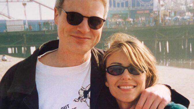 Poslední sbohem! Expartner herečky Liz Hurley napsal před sebevraždou dojemné dopisy svým dětem