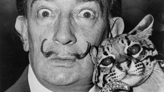 Divoké manželství Salvadora Dalího a jeho Galy: Když odešla, odsoudil se k smrti žízní