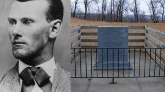 Jesse James, jeden z největších zločinců Divokého západu: Sprostý vrah, nebo americký Robin Hood?