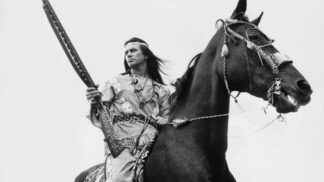 Poklad na Stříbrném jezeře: Představitel Vinnetoua byl šlechtic, role mu prý zničila život