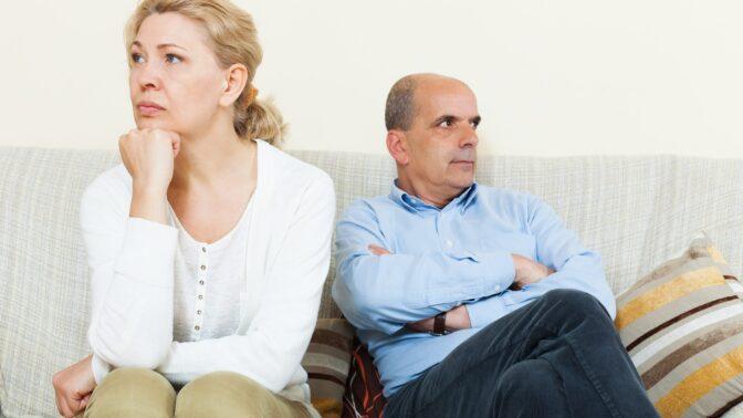 Libor (55): Manželku vše rozčiluje. Když jsem řekl, že bude asi v přechodu, hodila po mně hrnec