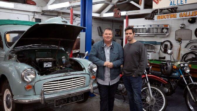 Nejoblíbenější turbo pořady v červenci na Discovery Channel