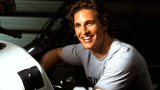 Jak ztratit kluka v 10 dnech a Matthew McConaughey: Hraje drsňáky, přitom má hrůzu z otáčivých dveří