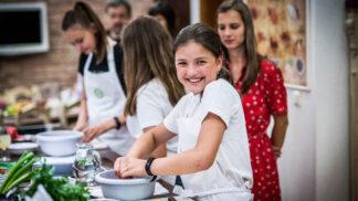 Kuchařské klání: Jak zabodovali mladší i starší kuchtíci?