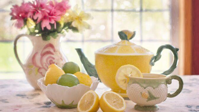 Citrony jako prostředek detoxu: Slyšeli jste o limonádové dietě?
