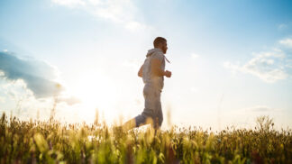 Karel (34): Za milenkou běhám několik kilometrů tam a zpět. V zimě to je nejhorší