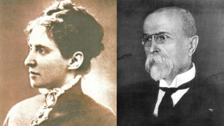 Charlotte Garrigue Masaryková: Trápily ji těžké deprese, přesto bojovala za práva žen až do konce