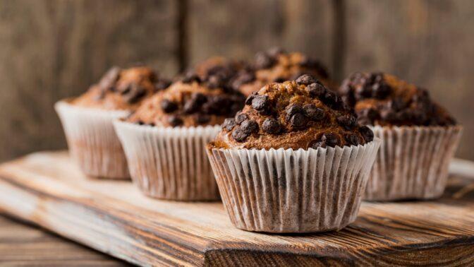 Muffiny: Na slano i na sladko, ve stylu co dům dal