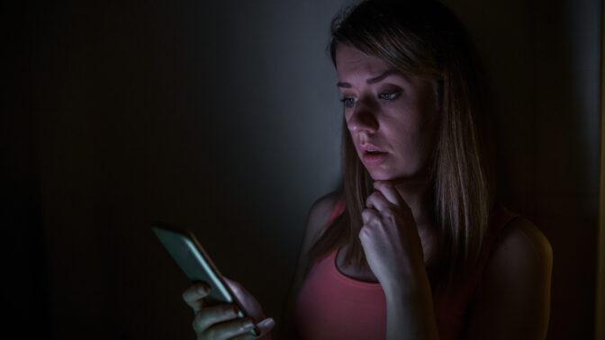 Zora (38): Dala jsem manželovi tajně do mobilu sledovací aplikaci. Nestačila jsem se divit