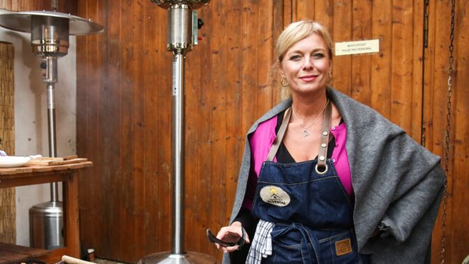 Lucie Benešová, hvězda Slunečné: Nejde sedět na dvou židlích, navrhování interiérů mám jako koníčka