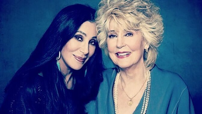 Cher se pochlubila maminkou: Georgia Holt (94) byla pětkrát vdaná, jednoho muže si vzala dokonce dvakrát
